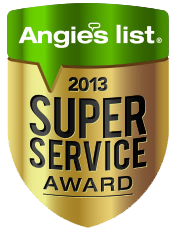 Ron Plecher is the winner of the 2013 Angie's List Super Service Award